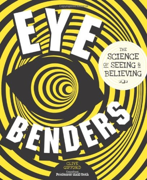 eye benders book