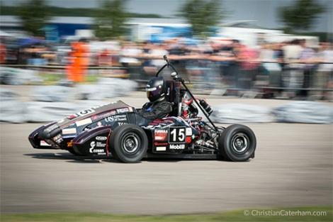 10 Christian Caterham Formula Student