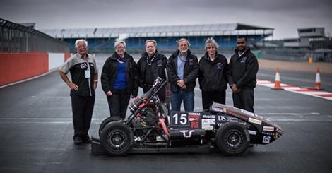 Mobil 1 Team Sussex 2014