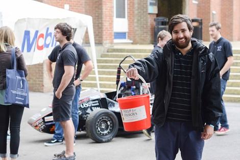 Open Day Sept 14 Formula Student 1