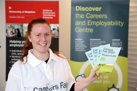 careers fair 2014