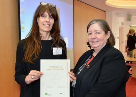 teaching awards Diane Simpson Little