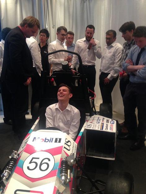Formula Student launch 2 2016